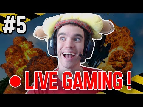 [REDIFF ] LIVE GAMING #5 - 2x TOP 1 PUBG, Battlefield 1 pout