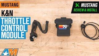 2015-2018 Mustang K&N Throttle Control Module Review & Install