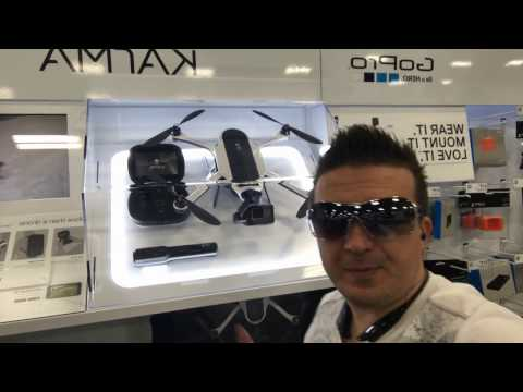 Drones at Best BUY GO Pro Karma, DJI Phantom 4, OSMO MObile Yuneec Typhoon H ZIMALETA Vlog