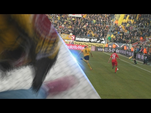 "SG Dynamo Dresden vs. 1.FC Union Berlin Stadion ""Vlog"""