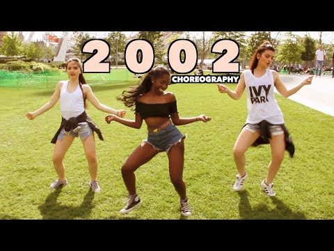 AnneMarie  2002  @LeoniJoyce Choreography