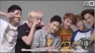 [РУСС.САБ] EXO-M - XOXO (Kisses & Hugs)