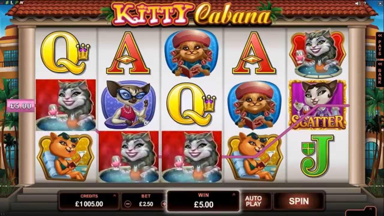 Spiele Kitty Cabana - Video Slots Online