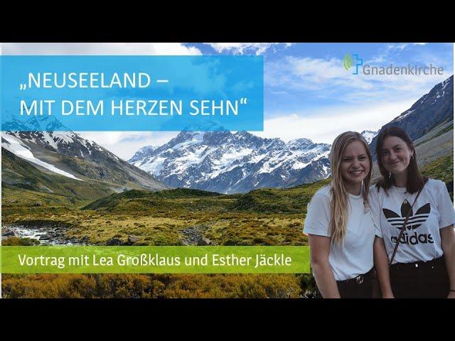 Frauen.Treffen - Vortrag Lea & Esther