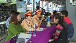 Tin Tức 24h : Tưng bừng Ngày hội tư vấn cho công nhân lao động tỉnh Thanh Hóa