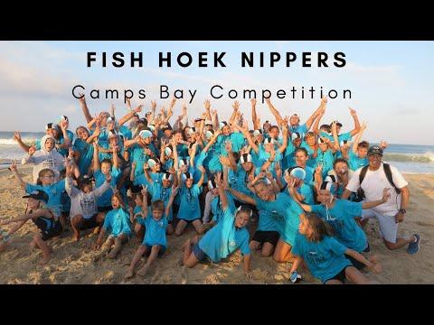 Fish Hoek Nippers @ Camps Bay Comp