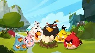 Angry Birds трейлер смотреть в HD (Angry Birds Cinematic Trailer)