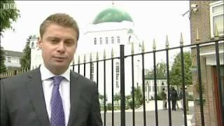 BBC News Ahmadi Briton Killed in Terror Attack at Lahore Mosque