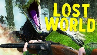TheHunter Primal | LOST WORLD