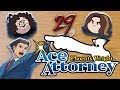 Phoenix Wright  - 29 - For Great Justice