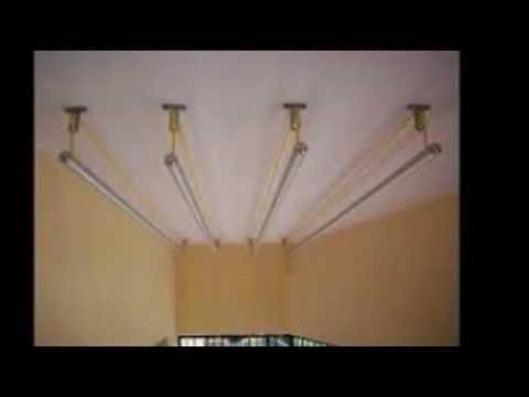 Ceiling Cloth Hanger/Pulley-Habsiguda-Hyd-Call:929070352-Best Price