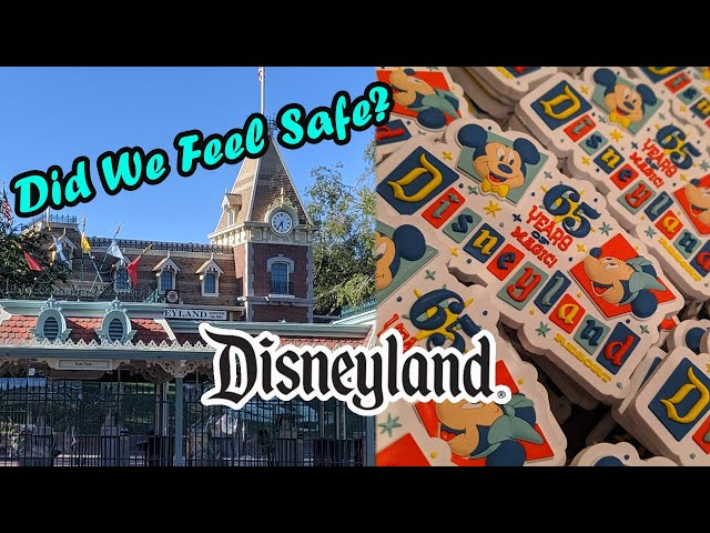 Downtown Disney One Week After Opening!! 65th Anniversary Merchandise & MORE!