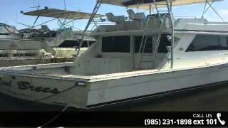 1989 Viking Sport Cruisers 48 Convertible Sports Fishing ...