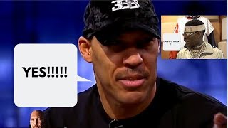 LAVAR BALL SAYS THAT  LONZO BALL IS BETTER THEN LEBROOON!!! TRUE OR FALS?!