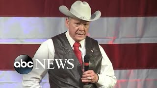 Judge Roy Moore, the righteous cowboy who hopes to become Alabama's next senator