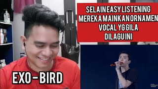Gambar cover Guru Vocal Komentari EXO - BIRD | LIVE IN JAPAN (Reaction)