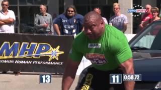 Strongman Champions League 2014: Венгрия (Дьёр)   стронгмен 2014 видео
