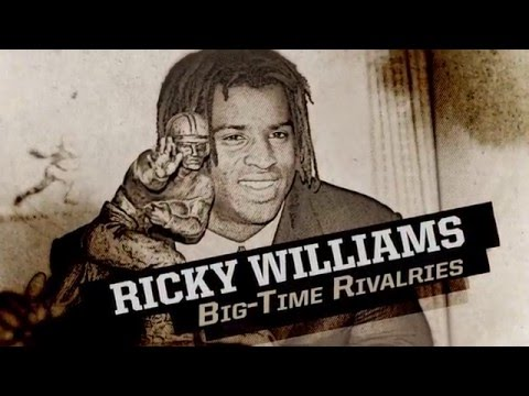 Ricky Williams: Dominating the Aggies [Dec. 6, 2015]