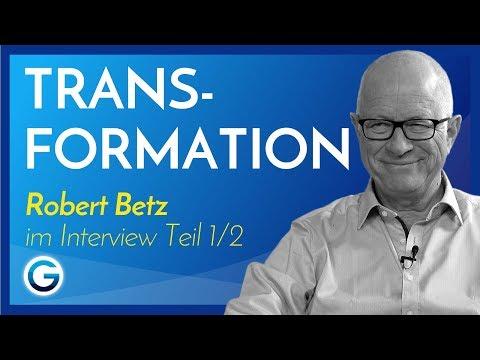 Wie du deine Angst überwindest und deine Seele heilst // Robert Betz im Interview 1/2