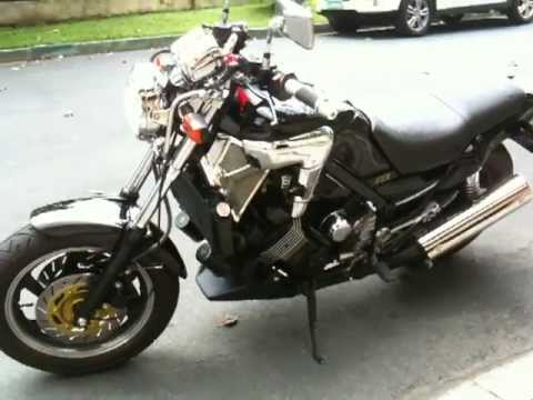 yamaha fzx 750 2ak in ph 02 youtube. Black Bedroom Furniture Sets. Home Design Ideas