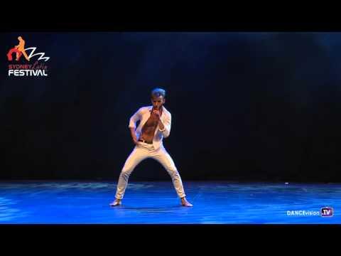 2016 Sydney Latin Festival. Reda Dance.