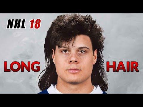 LONG HAIR DRAFT!! (NHL 18 Fantasy Draft Challenge)