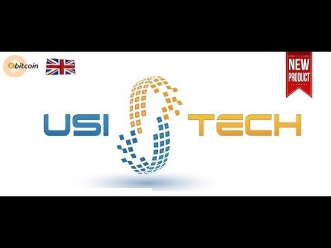 USI Tech presentation bitcoin product 2017