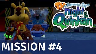 TY the Tasmanian Tiger 3: Night of the Quinkan PC - 100% Walkthrough (1080p/60 FPS) - Mission #4