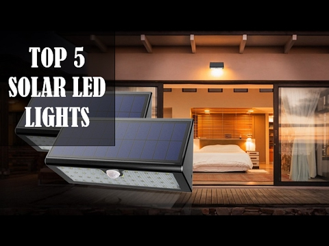 Top Solar Lights In