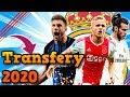 Plotki Transferowe: Real Madryt - Transfery 2020