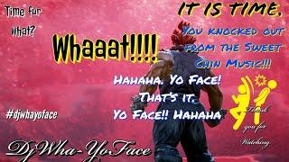 Sweet Chin Music Tekken 7 #djwhayoface