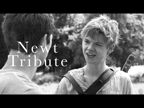 The Death Cure- Newt Tribute