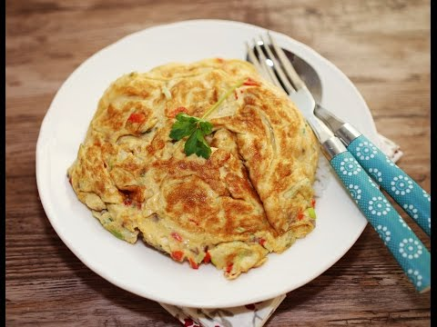 Thai Omelet Recipe – How To Make Thai Rice Omelet (Quick and Easy but delicious) ข้าวไข่เจียว