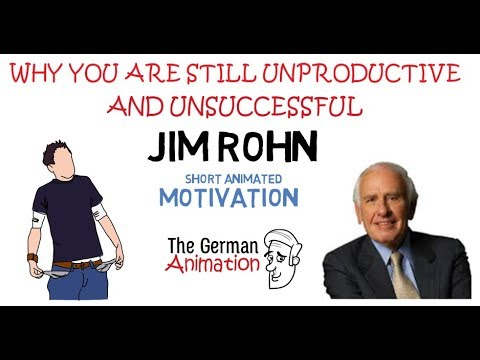 Download Jim Rohn Motivation - Why you are unproductive and unsuccessful(2020)