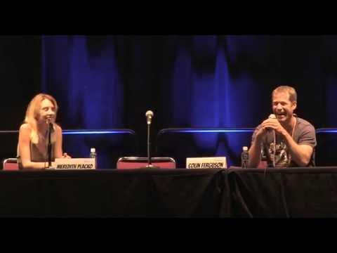 Colin Ferguson Panel at Comic Con Honolulu 2016