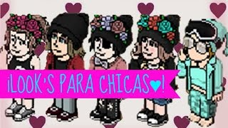 ♥Look's Para Chicas♥(HABBO)