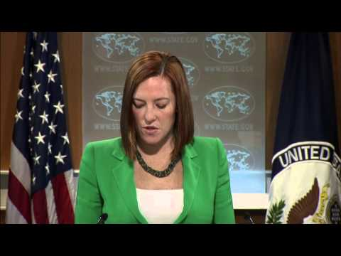 Daily Press Briefing:  December 16, 2014