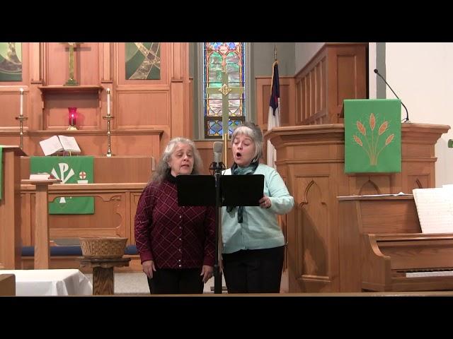 Zion Sunday Service,  November 15th, 2020