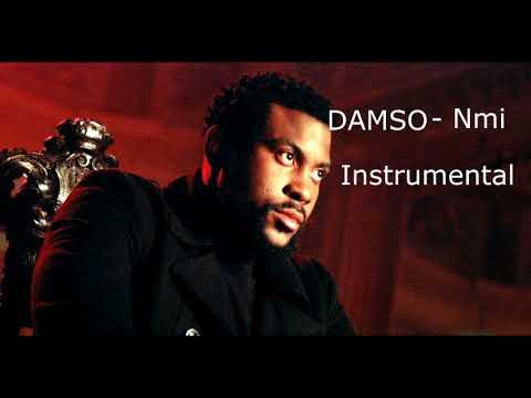 Damso - Nmi (Instrumental 2018)