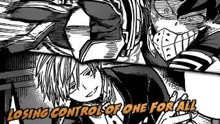 Izuku Losing Control of One For All? | My Hero Academia Chapter 210