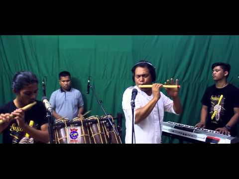 Menuju Konser Satu Juta Seruling - Aek Sibundong - Martogi Sitohang