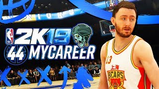 "NBA 2K19: Gameplay Walkthrough - Part 44 ""MAKING THE NET"" (My Player Career)"