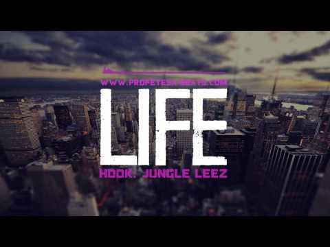 Rap Beat Instrumental w/ HOOK ''LIFE'' (prod. Profetesa)
