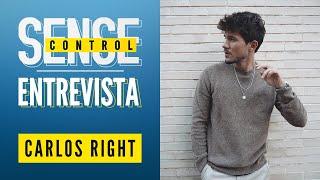 Carlos Right ens presenta el seu últim single Borrándote   SENSE CONTROL #92 - 12-11-20