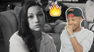 """BHAD BHABIE feat. Lil Yachty - """"Gucci Flip Flops"""" (Official Music Video)   Danielle Bregoli Reaction"""