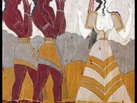 Ritual and Worship at Knossos (Minoan Bronze Age)