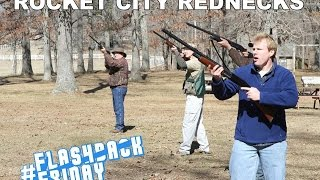 Saving the Planet from Comets - Rocket City Rednecks