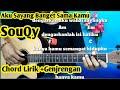 Gambar cover Kunci Gitar SouQy Aku Sayang Banget Sama Kamu - Tutorial By Darmawan Gitar