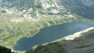TATRY-Szpiglasowa przełęcz  Full HD (1080p)