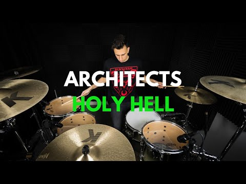 Architects - Holy Hell | Drum Cover Mp3